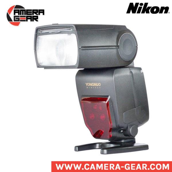 Yongnuo YN685 flash speedlite for Nikon. TTL, HSS flash speedlite with built in wireless trigger