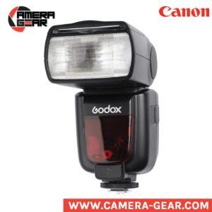 Godox TT685C flash speedlite for Canon. TTL, hss flash speedlite with built-in wireless receiver