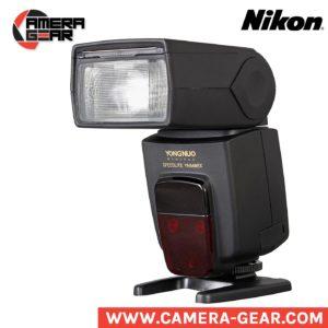 Yongnuo YN568EX flash for nikon. TTL, hss flash speedlite for nikon dslr