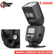 Yongnuo YN685 flash speedlite for Canon. TTL, hss, flash with built in wireless trigger