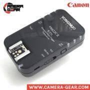 Yongnuo YN622C II flash radio triggers, 2nd upgraded version