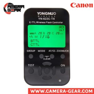 Yongnuo YN622C-TX wireless radio controller for yn622c triggers. ttl, hss master commander