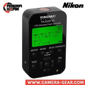 Yongnuo YN622N-TX wireless controller for yn622n triggers. TTL, HSS master unit