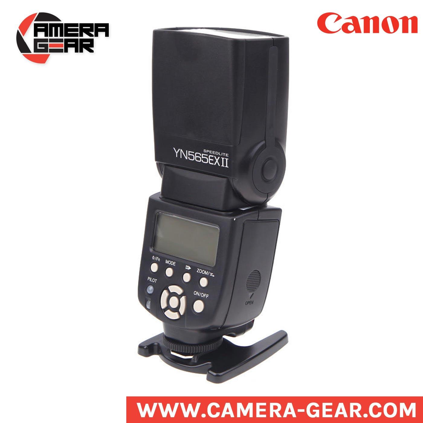 Yongnuo YN565EX II ttl flash speedlite for canon dslr. Yongnuo YN565EX II ttl flash speedlite for canon dslr