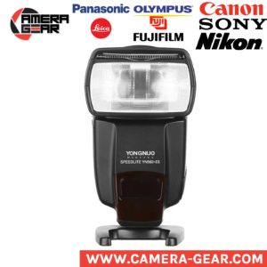 Yongnuo YN560 III flash for canon. Manual flash speedlite with built-in wireless receiver