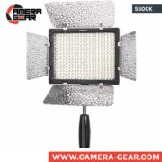 Yongnuo YN300 III 5500K daylight balanced on-camera LED Light
