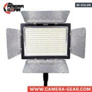 Yongnuo YN900 3200-5500K led light. bi-color high cri led panel
