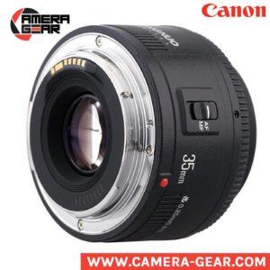 Yongnuo YN35mm f/2 lens for Canon. prime lens for canon dslr
