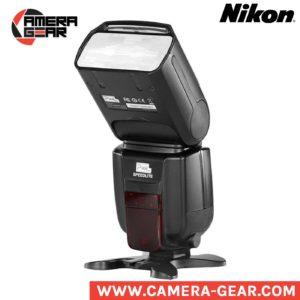 Pixel X800N Standard, ttl and hss flash speedlite for Nikon