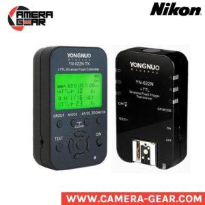 Yongnuo YN622N Kit. yn622n-tx commander and yn622n receiver pack