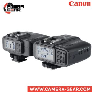 Godox X1-C ttl triggers. ttl and hss radio triggers for canon