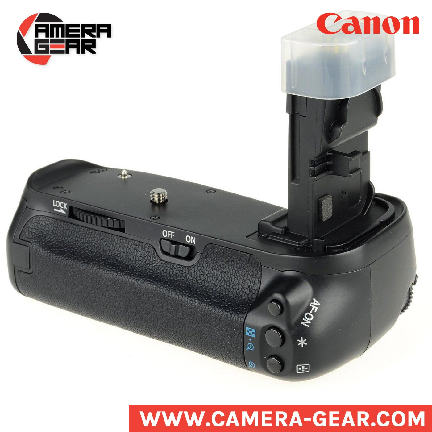 Meike MK-70D battery grip for Canon 70D and 80D