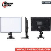 Yongnuo YN300 AIR Bi-Color On-Camera LED Light. Small portable variable color led panel