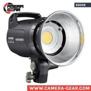 Yongnuo YN760 Pro LED Light. Large studio led light, daylight balanced