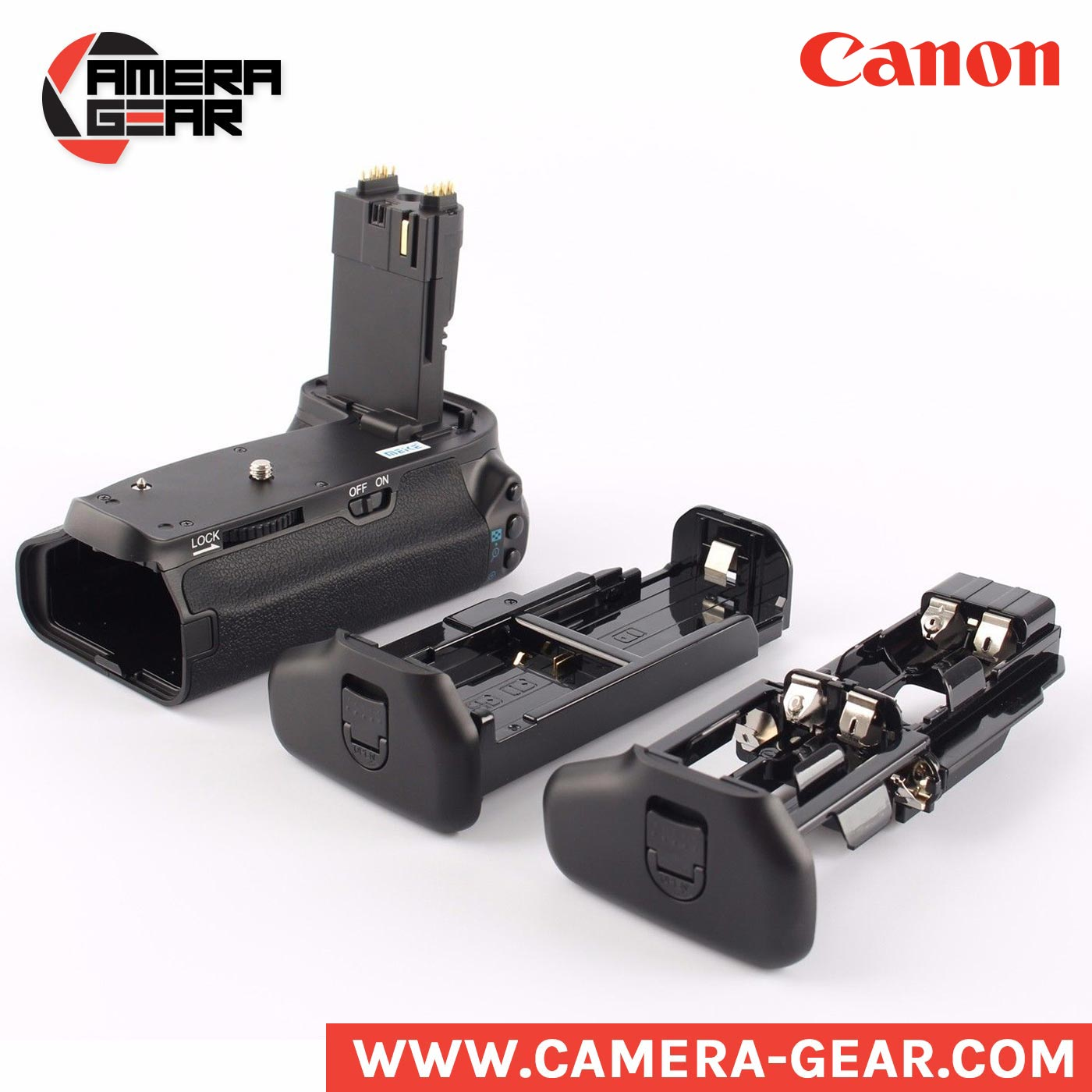 Meike Mk 70d Battery Grip For Canon 70d Or Canon 80d