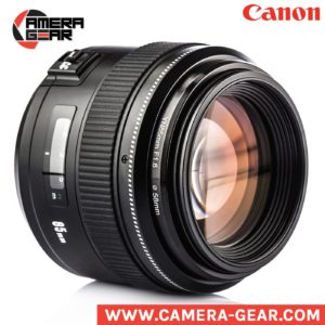 Yongnuo 85mm f/1.8 lens for Canon dslr camera. prime lens for canon