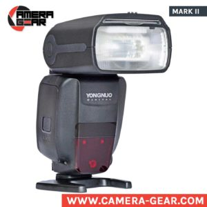 Yongnuo YN600EX-RT II flash speedlite for Canon. HSS, master, RT enabled flash speedlite for Canon camera