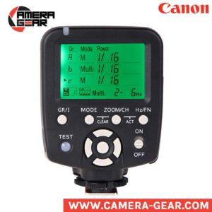 Yongnuo YN560-TX commander for canon. manual radio controller for yn560 and yn660 flashes