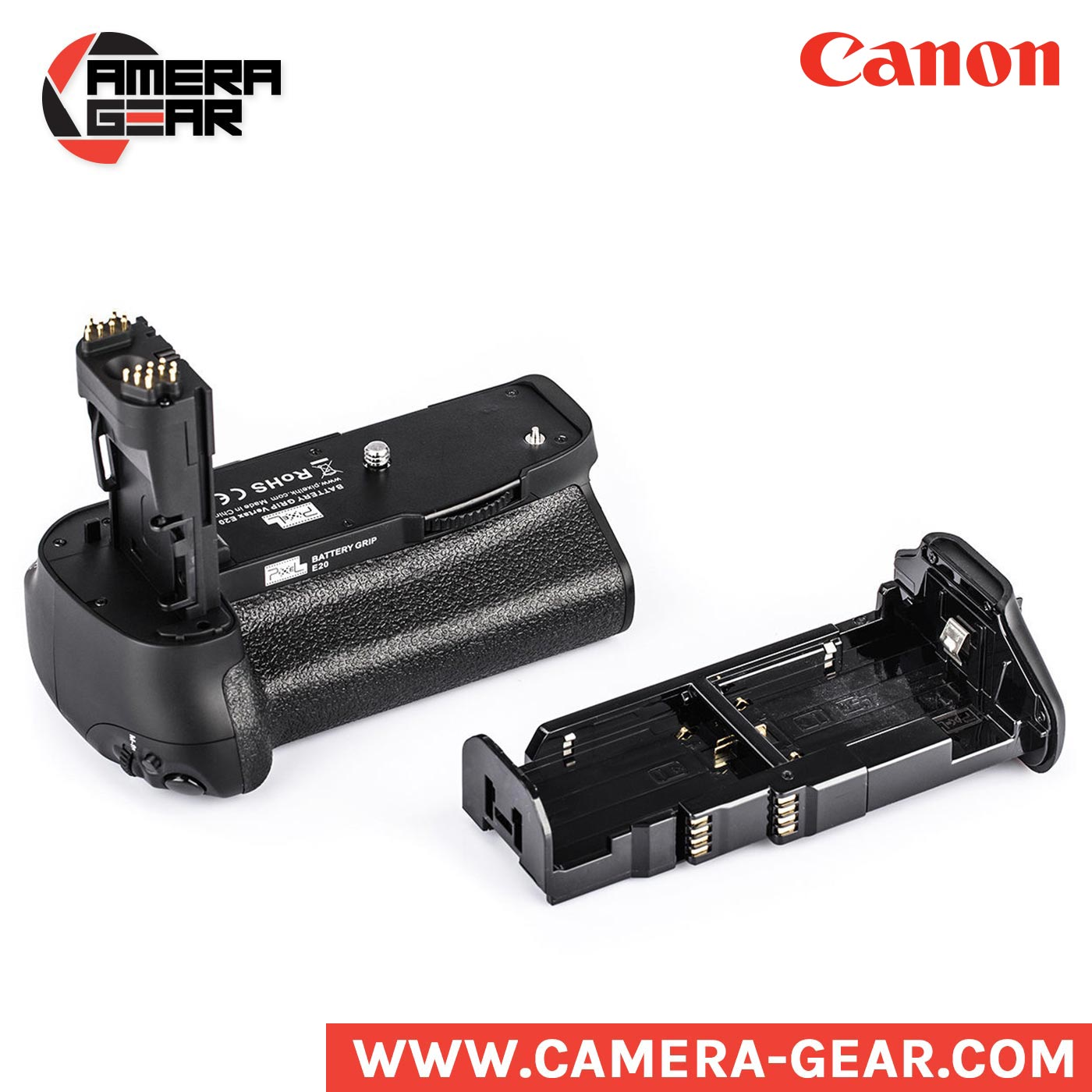 Pixel Vertax E20 Battery Grip For Canon 5d Mark Iv
