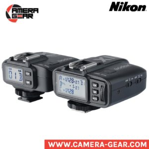 Godox X1-N ttl and hss triggers for nikon. part of godox wireless radio system