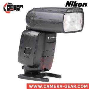 Shanny SN600N ttl hss flash for Nikon. great alternative to sb700 or sb9100