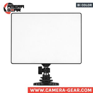 Yongnuo YN300 AIR Bi-Color On-Camera LED Light. Small portable variable color led panel