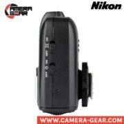 Godox X1-N ttl and hss triggers for nikon. part of godox wireless radio system