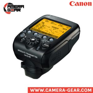 Yongnuo YN-E3-RT Speedlite Transmitter for Canon RT system. TTL, hss radio commander for yn600ex-rt flashes
