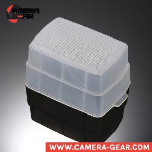 Flash diffuser for Yongnuo YN568EX and YN568EX II speedlite flashes. flash diffuser cover