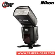 Pixel X800N Pro flash speedlite. ttl and hss flash speedlite with built-in wireless receiver