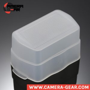 Flash diffuser for Yongnuo YN500EX. flash diffuser cover