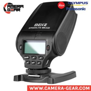 Meike MK-320 M43 flash speedlite for Panasonic, Olympus and leica m43 cameras
