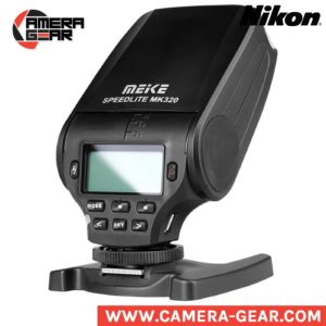 Meike MK-320 for nikon is ttl mini flash speedlite for nikon cameras