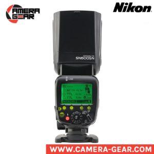Shanny SN600SN master ttl hss flash for nikon