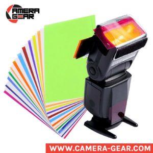 Strobist 12 Gels Universal Lighting Filter Kit. gel filter kit