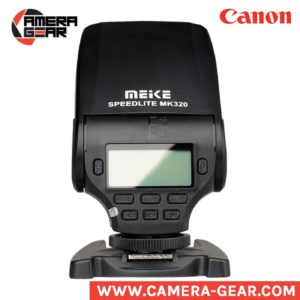 Meike MK-320 for Canon. great on-camera flash speedlite