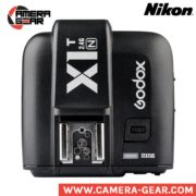 Godox X1T-N ttl hss transmitter for nikon