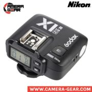 Godox X1R-N ttl hss receiver for Nikon