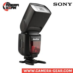 Godox TT600S speedlite flash for Sony. Manual flash with hss and built in wireless trigger