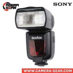 Godox TT685S ttl, hss speedlite flash with built-in wireless trigger for Sony